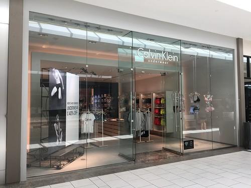 Calcin Klein Underwear Store Dadeland Mall Florida
