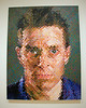 James, by Chuck Close (JB by the Sea) Tags: sanfrancisco california july2017 urban financialdistrict sanfranciscomuseumofmodernart sfmoma painting chuckclose explore explored