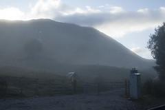 IMG_6288 (piotr_siemek) Tags: highlands glencoe ballachulish kinlochleven scottish lochleven bridgeoforchy fog mistyweather forest