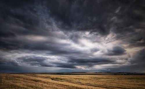 Swirly Clouds