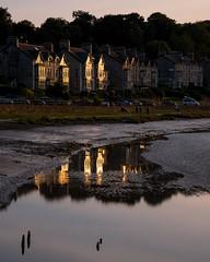 Arnside Reflections (warth man) Tags: d750 nikon2485mmvr arnside sunset englishlakedistrict southlakeland reflections