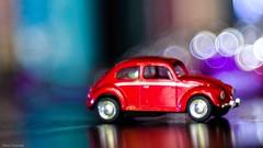 Bug on Flickr ☺ (YᗩSᗰIᘉᗴ HᗴᘉS +9 500 000 thx❀) Tags: bug meyer trioplan 100mm f28 toy automobile macro bokeh hensyasmine