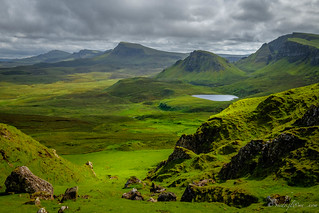 Quiraing... What a place to hike!