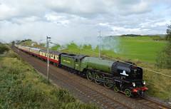 60163 'Tornado' (TRRPG Admin (Pending)) Tags: london north eastern railway lner peppercorn class a1 60163 tornado iz63 the border raider charter carlisle tame bridge birmingham old scotch road beck foot