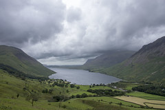 Wastwater (Glenn Pye) Tags: wastwater lakedistrict cumbria england lake lakes mountain moutains clouds nikon nikond7200 d7200 landscape
