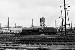 45292 (Gricerman) Tags: willesden willesdenshed willesdenengineshed steam steambr steammidland midland midlandsteam midlandsteambr br britishrailways brsteam brmidland lms black5 black5class 460 45292