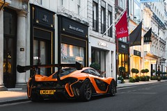 Simply insanity (SirMatvey) Tags: england uk london papayaorange orange autogestop power luxury carspotting car hypercar supercar mclarenp1lm p1lm lm p1 mclaren