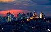 Old & New (A.G. Photographe) Tags: anto antoxiii xiii ag agphotographe paris parisien parisian france french français europe capitale sacfécoeur montmartre ladéfense buttemontmartre sunset nikon sigma 150600 d850