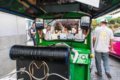 Tuk Tuk Tour with Expique (sheiladeeisme) Tags: tuktuk bangkok expique tour food tourist tourism travel visitor city streetfood shevo