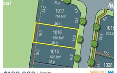 Lot 1016, Sorbus Way, Gillieston Heights NSW