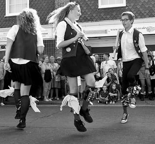 Morris dancing, Faversham Hop Festival