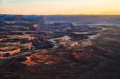 Canyonlands (Kelly Renée) Tags: canyonlands photocentrictravels canyon dusk river sunset travel moab utah unitedstates us