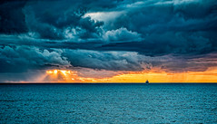DSC_8738.jpg (David Hamments) Tags: clouds seastorm backbeach storm sunset bunbury sea flickrunitedaward ngc