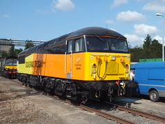 56049 Old Oak Common (tractor37194@googlemail.com) Tags: class 56 colas rail grid washwood heath 56049 old oak common open day locomotive diesel