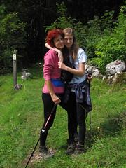 Ljubezen / Love :-) (Damijan P.) Tags: bovec slovenija slovenia korita gorge gore hribi monutains prosenak