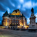 The iconic Chateau Frontenac / Quebec 2017