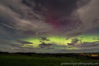 G4 Aurora storm