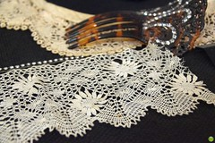 Lace border (petrOlly) Tags: europe europa germany deutschland sinsheim museum fashion object objects