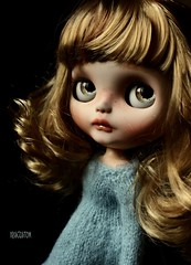 Iriscustom Oaok Blythe Art Doll