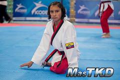 Panamericano de Poomsae de Taekwondo