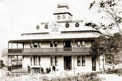 Circa 1894 - COMO HOTEL (Est. 1890), Como, Sydney, New South Wales, Australia (restored version)