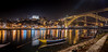 Porto (Steve_RA_Butcher) Tags: pentax porto portugal city citylife oldcity pontedomluis longexposure night bridges architecture eiffel