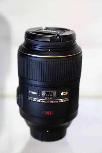 105mm Nikon Camera Lens ($476.00)