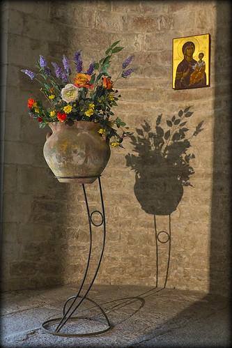 San Vittore di Genga - Interno