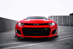 Muscle Car (Lawntech Photography) Tags: chevrolet camaro camarozl1 lawntechphotography car musclecar losangeles lovecars carphotography nikon nikond300 chevroletcamarozl1 camaro2017