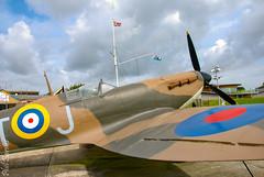Battle of Britain, memorial 4 (philbarnes4) Tags: battleofbritainmemorial capelleferne kent folkestone england dslr philbarnes aircraft fighter fighters combat memory remember