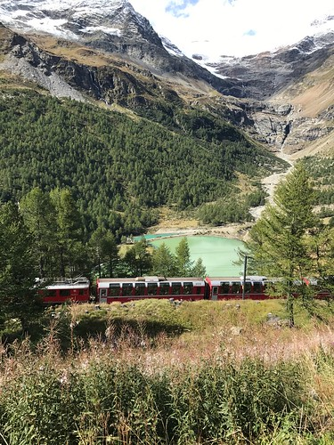 Travel Club Bernina Express
