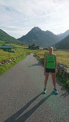 Redway Runners on holiday 2017