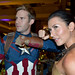 Captain America and Wonder Woman