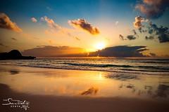 Sunrise at Chale Island