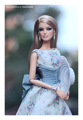 Vintage Garden | The Mermaid Fantasy 2012 Barbie Doll (PruchanunR.) Tags: vintage barbie mermaid 2012 fantasy doll
