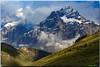 Le First et son gardien le Wetterhorn (jamesreed68) Tags: canon eos 600d first grindelwald suisse schweiz wetterhorn oberland berne mountain paysage nature alpes alps