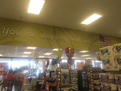 Thanks for Shopping with Us (Random Retail) Tags: milton pa 2016 store weissupermarket weis supermarket