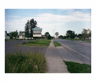 Budget Motel, Superior, Wisconsin