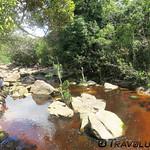 Cambodia Bokor National Park Kampot Popokvil Waterfall thumbnail