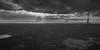 Rays of Hope (paul_taberner_photography) Tags: blackwhite blackandwhite crosbybeach