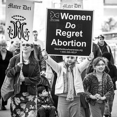 Roe v Wade (Thomas Hawk) Tags: america dallas prolifeparade texas usa unitedstates unitedstatesofamerica abortion bw demonstration politics prolife prolifeprotest protest fav10