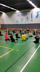 Clinic zitvolley (6) 14 sept. 2017