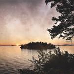 Sunset, Penobscot Bay thumbnail