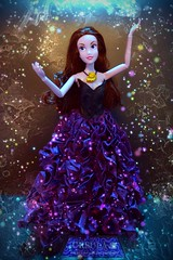 The Sea Witch ! Ursula & Vanessa #littlemermaid #ariel #disney #ursula #vanessa #doll (possiblezen) Tags: littlemermaid ariel disney ursula vanessa doll