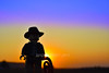 Lego Indy @ Sunset (Whistleberry Arts) Tags: lego indiana jones indianajones indy