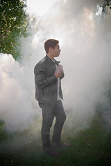 Trey-Smoke Bombs (Valkyrie_Photography) Tags: smoke smokebomb bomb bombs smokebombs color rexburg idaho senior united states artsy artstic smokes