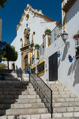 The Church of Our Lady of Redemption, Estepona, Spain (Peter Cook UK) Tags: remedios spain redemption church señora de los lady our estepona nuestra