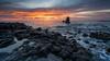 Thach Ky Dieu Tau (Khoi Dang (+84)938049006) Tags: thach ky dieu tau landscape sea nature travel viet vietnam quang ngai rock wave sunrise sunset
