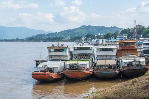 chiang saen - thailande 22