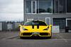 Speciale (Maxi Vogl) Tags: grã¼n ferrari 458 speciale supercar yellow hockenheimring carphotography car